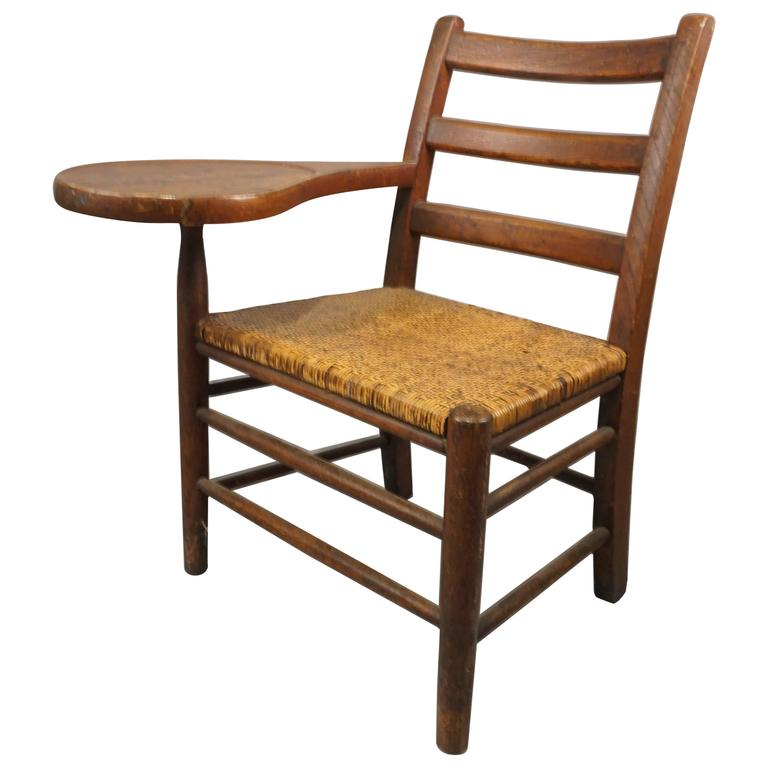 adirondack writing chair for sale at 1stdibs