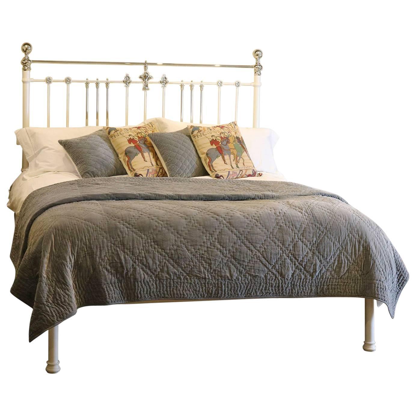 Wide Platform Low End Bed Msk35 For Sale At 1stdibs