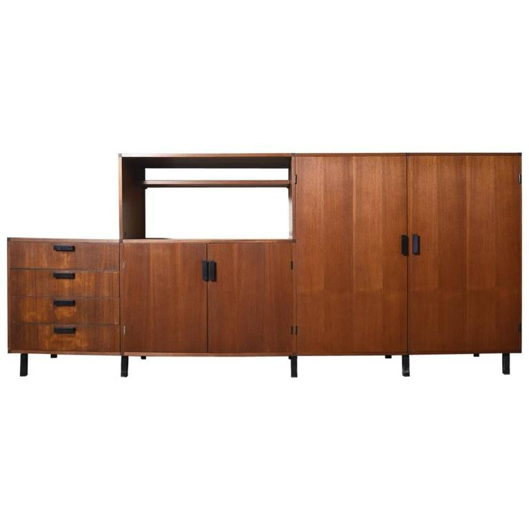 Dutch Design Cees Braakman for Pastoe Sideboard, 1950s