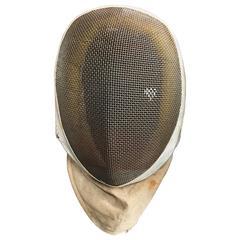 Vintage Leon Paul Fencing Mask