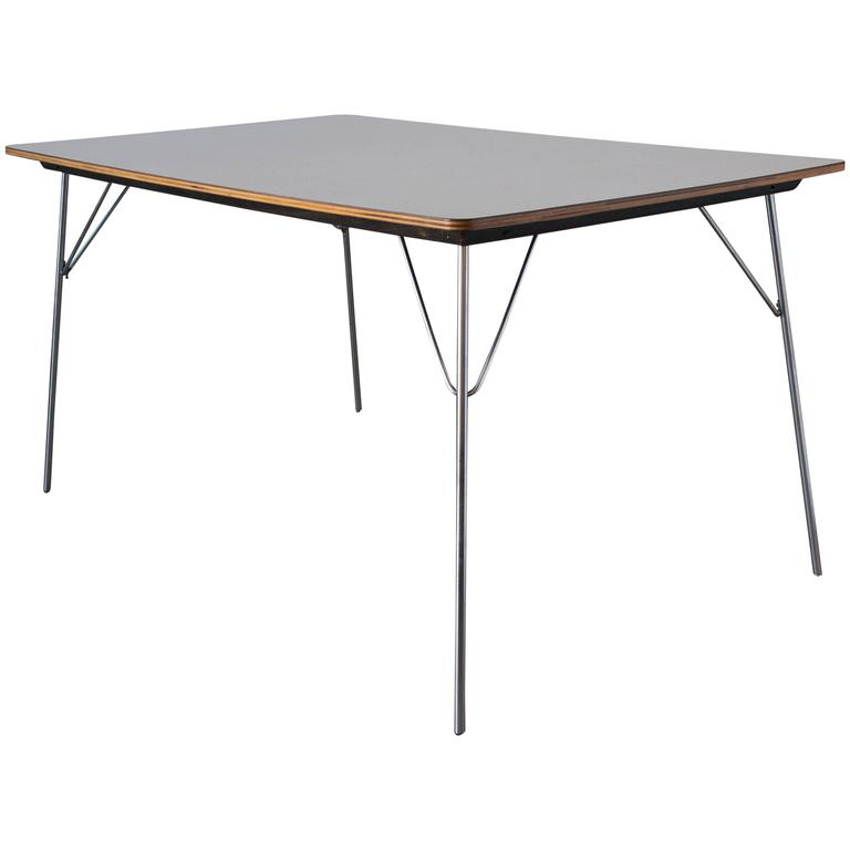 Charles U0026 Ray Eames DTM 1 Dining Table For Herman Miller 1