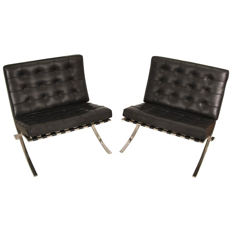 mies van der rohe barcelona chairs for knoll is no longer available
