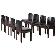Silvio Coppola 330 Chairs Bernini, Italy, 1969
