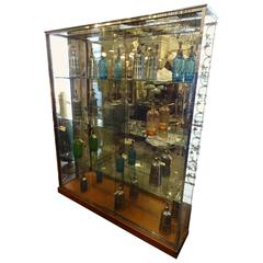 Early 20th Century Display Cabinet
