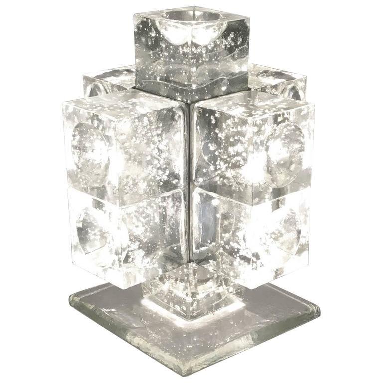Early Production Poliarte Table Light For Sale