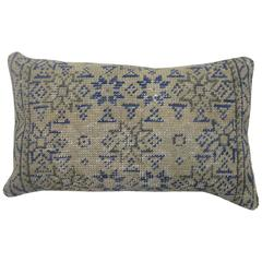 Oushak Turkish Rug Pillow
