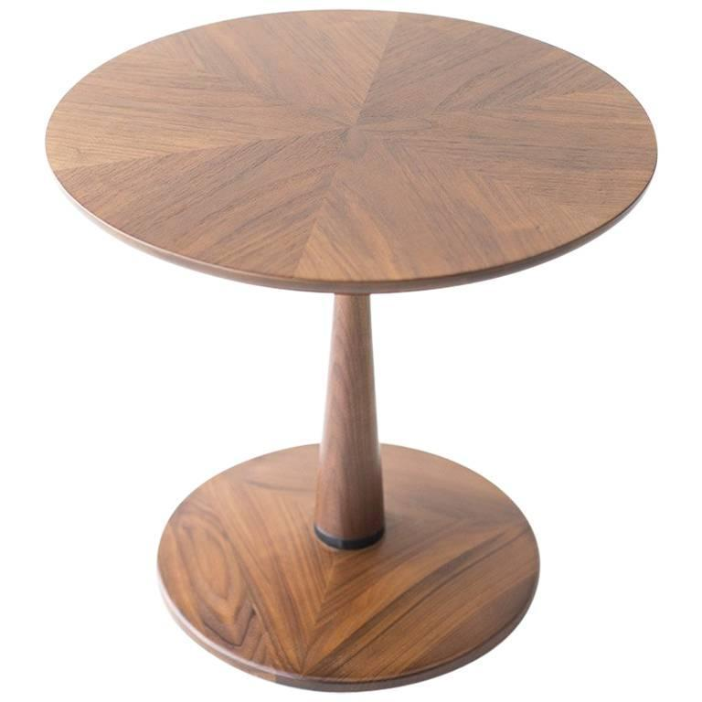 Kipp Stewart Side Table for Drexel: Declaration