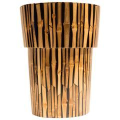 R & Y Augousti Bamboo Vase