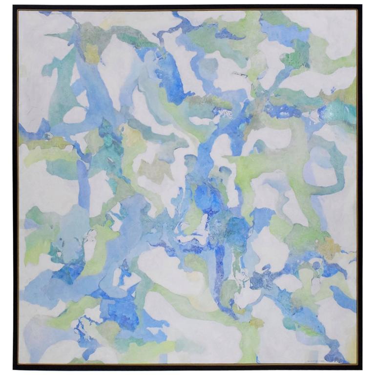 Large Original Painting by Larry Locke