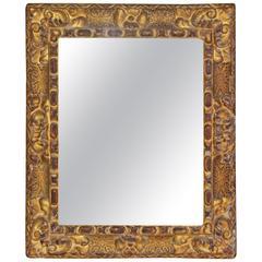 Unusual Early 19th Century Spanish Mirror