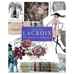 """Christian Lacroix - the Diary of a Collection"" Book"