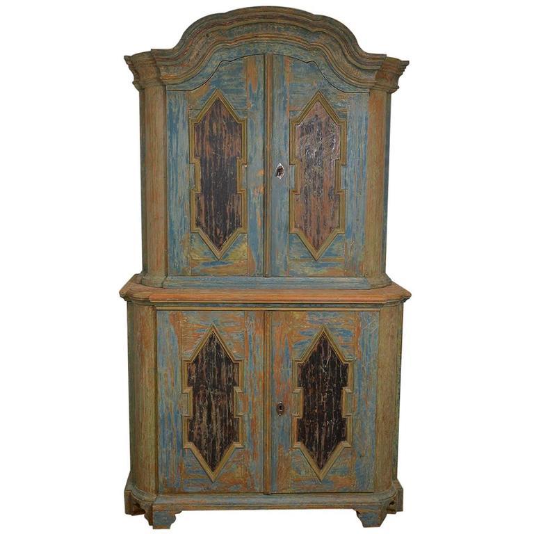 Rococo Cabinet For Sale