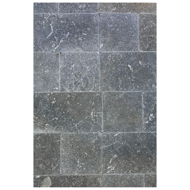 Grey Limestone Stone from Morocco For Sale