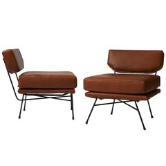 "Pair of ""Elettra"" Chairs by BBPR"