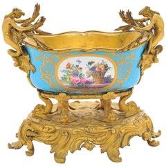 19th Century Sevres Jardiniere