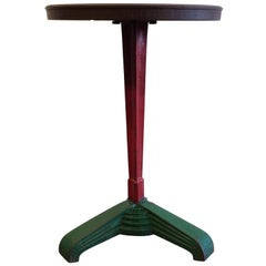 Beautiful Art Deco Table by Rex, France, 1930s