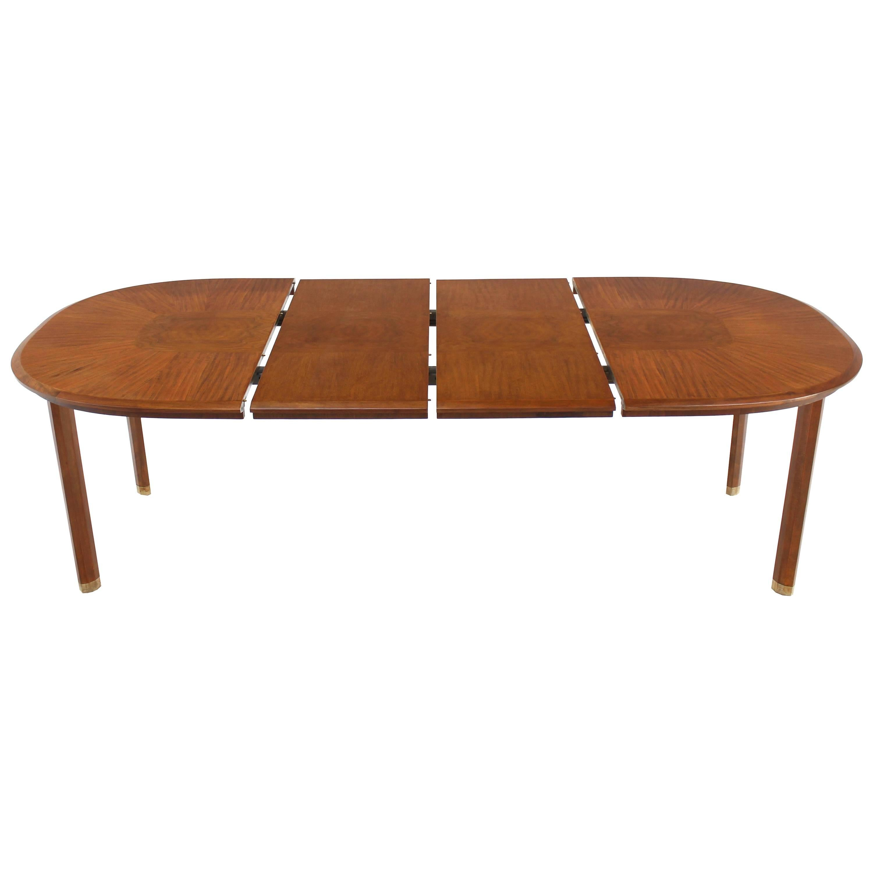 Dining Table With Leaves By Landstrom For Sale At 1stdibs
