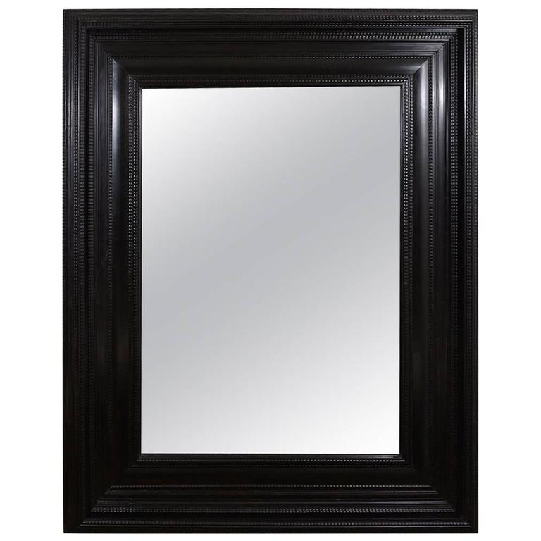 19th Century Dutch Mirror For Sale