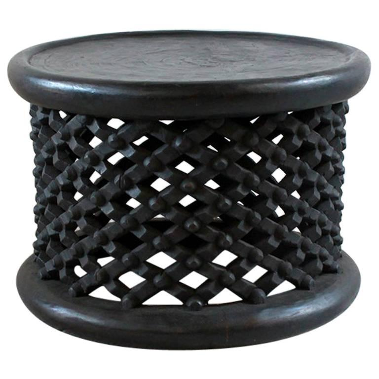 African Drum Table 1