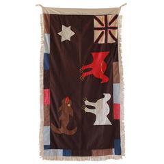Fante Flag from Ghana