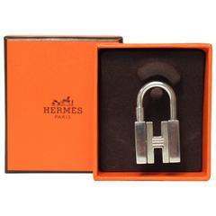 "Hermès ""H"" Lock Charm"