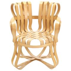 sc 1 st  1stDibs & Gehry Cross Check Armchair Knoll at 1stdibs