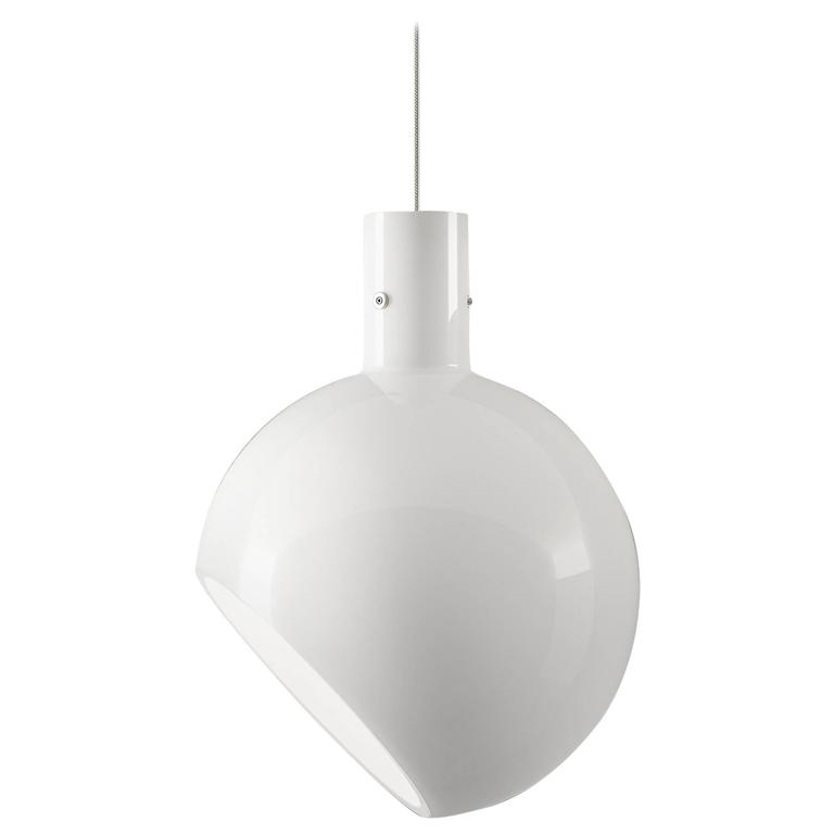 Parola Suspension Lamp by Gae Aulenti and Piero Castiglioni for Fontana Arte