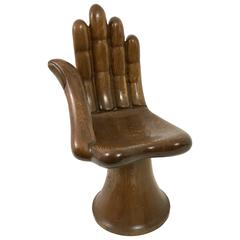 "Pedro Friedeberg ""Hand"" Chair"