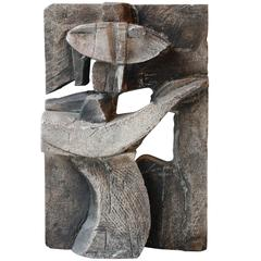 Frederic Weinberg Wall Sculpture