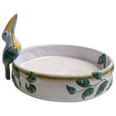 """Hermes """"Toucan"""" Cup"""