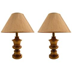 Pair of Lamps by Westwood