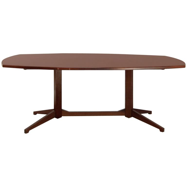 Franco Albini Table Model TL-22 Manufactured by Poggi, Italy, 1950 For Sale