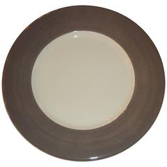 Set of 16 Large Circular Plates by Gien France