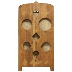 Antique Carnival Free Standing Game
