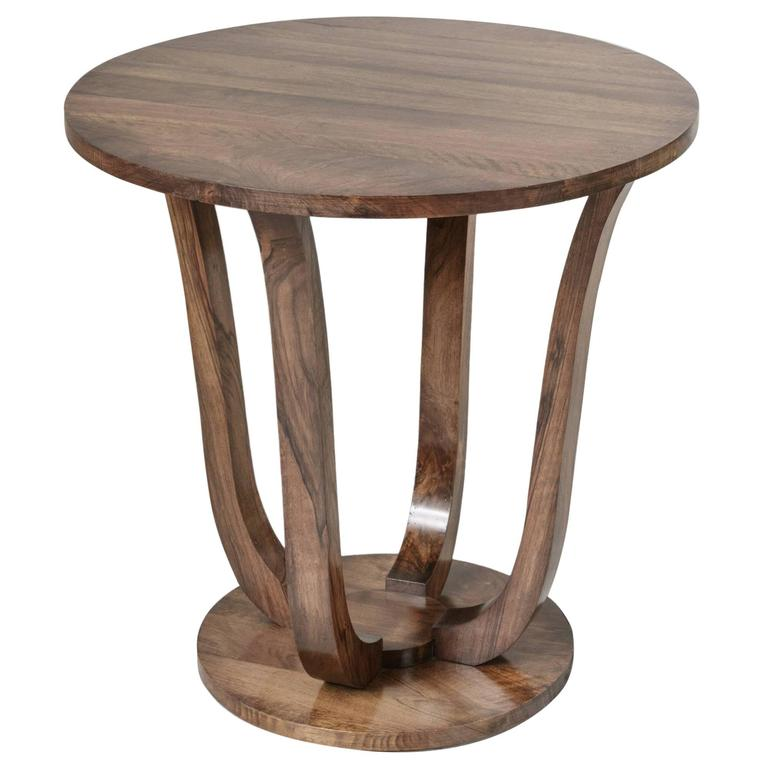 Nice French, Art Deco Side Table, Cocktail Table, Coffee Table, Occasional Table  1