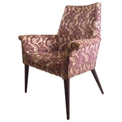Stylish Mid-Century Lounge Chair after McCobb