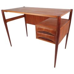 Mid-Century Modern Italian Writing Desk