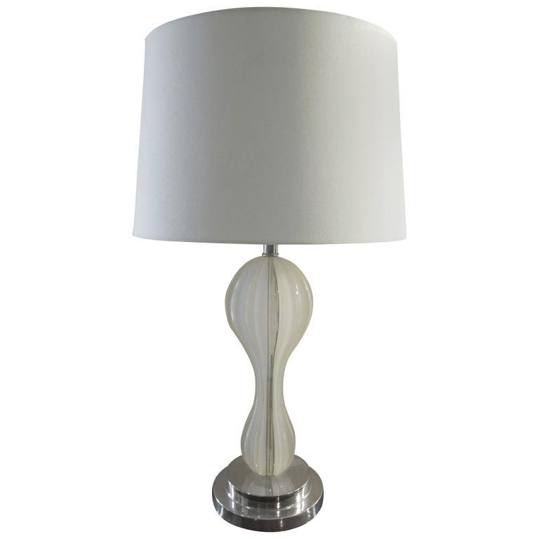 Modern George Kovacs Lucite Silhouette Lamp