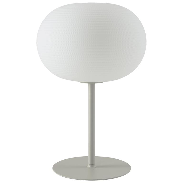 Bianca Large Table Lamp with Stem by Matti Klenell from Fontana Arte