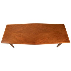 Six Sided Mid-Century Coffee Table