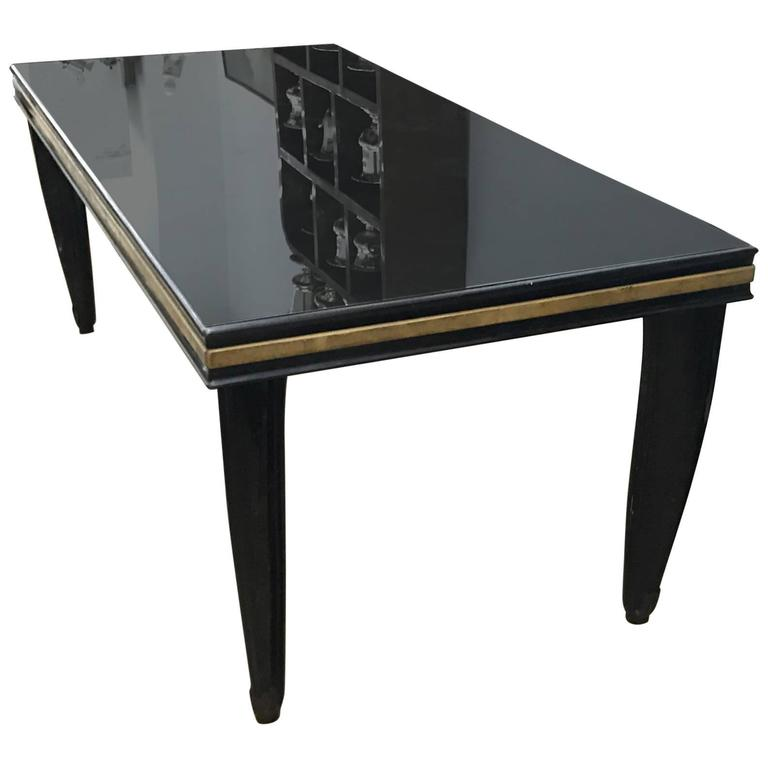 wood dining tables for sale deco wood italian rectangular dining table circa 1930 1930