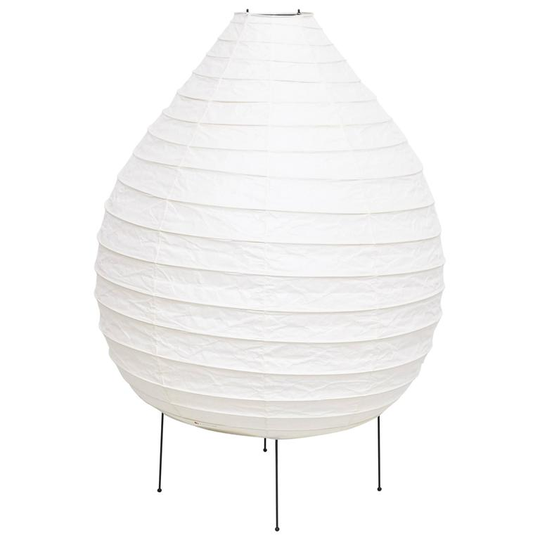 Isamu Noguchi 23N Lamp For Sale