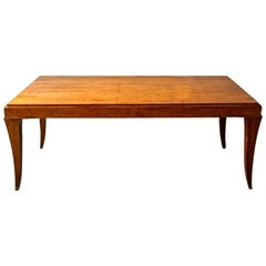 French Eucalyptus Dining Table