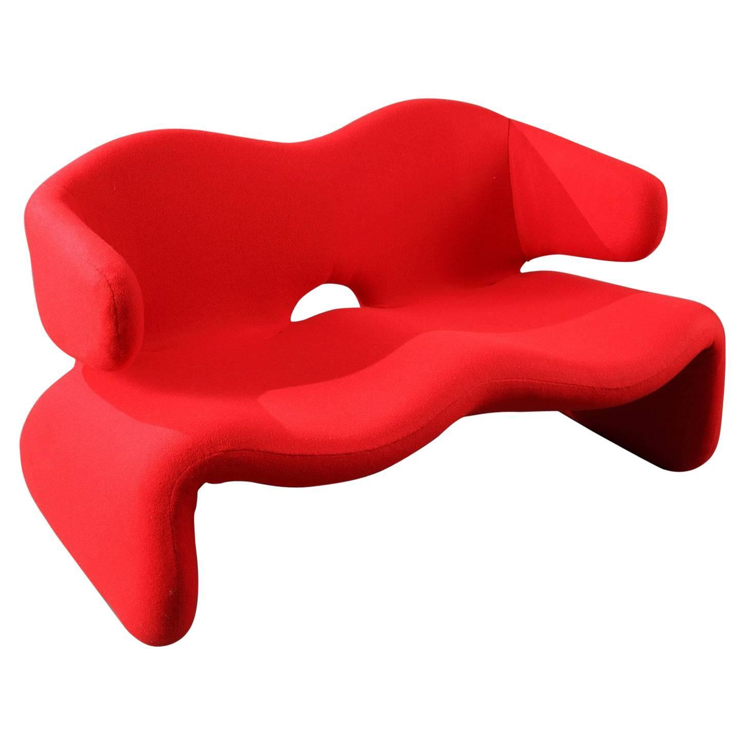 Djinn Sofa by Olivier Mourgue 2001 A Space Odyssey at 1stdibs