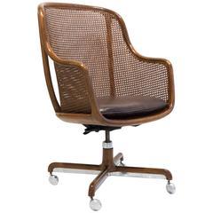 Ward Bennett High-Back Office Chair