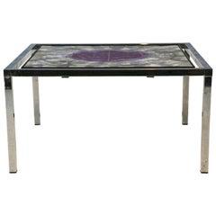 Juliette Belarti Tile Table Signed