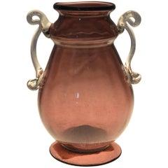 Small Vintage Murano Bud Vase