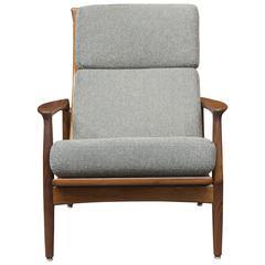 Folke Ohlsson Danish Lounge Chair