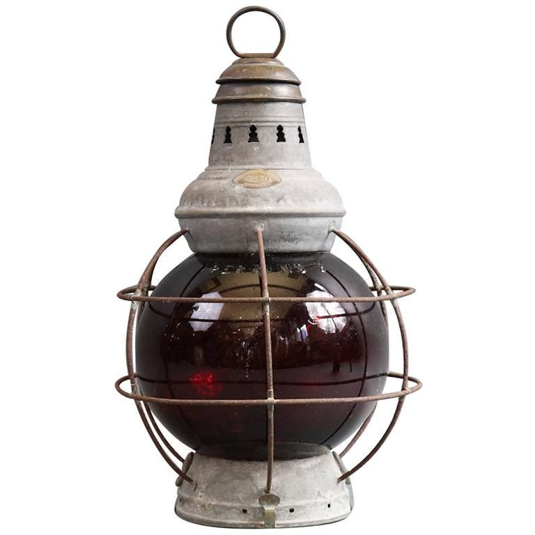 Onion Lantern