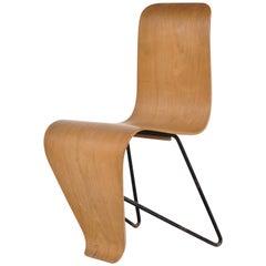 Original Bellevue Chair by André Bloc, circa 1950